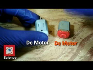How to make Easiest Dual or #Double #Shaft DC #Motor | DC Motor Modification